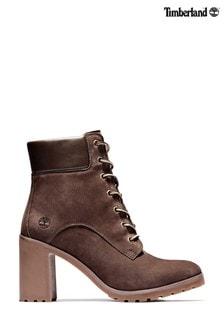 Timberland® Allington 磨砂6吋綁帶靴
