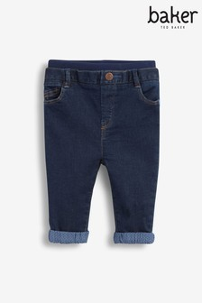 Baker by Ted Baker Baby Boys Jersey Denim Jeans