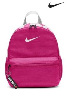 Розовый рюкзак Nike Brasilia JDI (для детей)