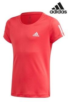 Розовая спортивная футболкаadidas Equipment