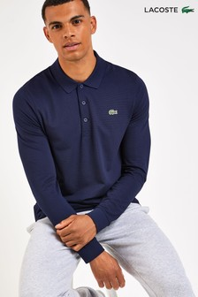 Lacoste® DH2883 Long Sleeve Poloshirt