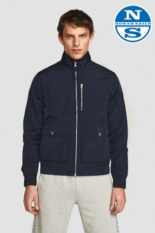 North Sails Blue Crevichon Jacket