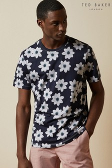 Ted Baker Nade All Over Printed T-Shirt