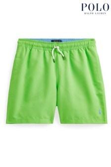 Short de bain Ralph Lauren Lime vert