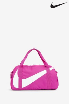 Nike Kids Pink Gym Club Bag