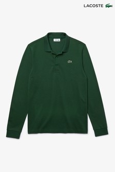 Lacoste® DH2883 Langärmeliges Polohemd