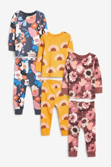 3 Pack Pyjamas (9mths-16yrs)