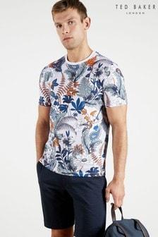חולצתטי עם הדפסשלTed Baker דגםIcecube