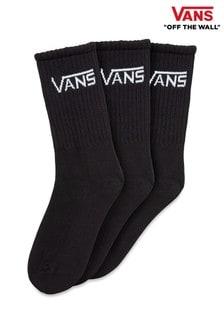 Vans Boys Classic Crew Socks