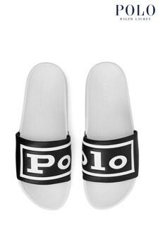Polo Ralph Lauren® Cayson Logo Script Sliders