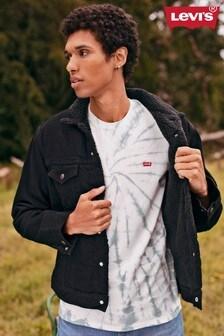 Джинсовая куртка с подкладкой под овчину Levi's® Type 3 Trucker