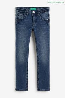 Benetton Slim Fit-Jeans