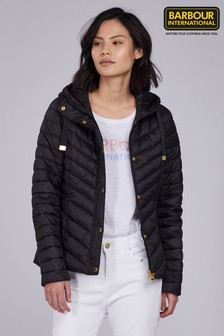 Barbour® International Padded Lightning Jacket