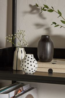 Set of 3 Mini Mono Vases