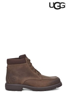 UGG® Brown Oak Biltmore Lace-Up Boots