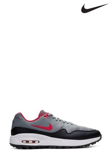 Nike Golf Grey Air Max 1 Trainers