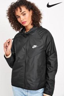Tkaná nepremokavá vetrovka Nike Sportswear