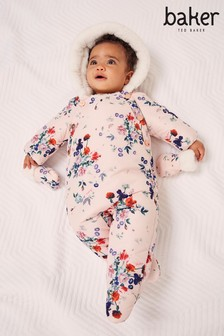 Baker by Ted Baker Printed Snowsuit