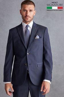 Signature Tollegno Fabric Puppytooth Suit