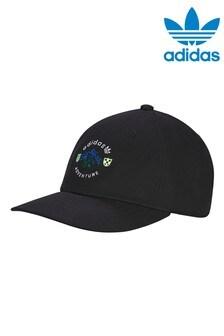 כובע מצחיה בסגנון בייסבול של adidas Originals דגם Adventure Vintage