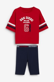 San Diego Short Pyjamas (3-16yrs)