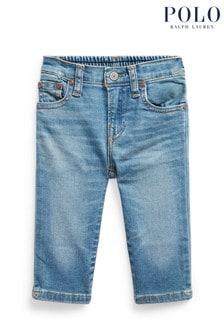 Ralph Lauren Blue Denim Baby Jeans