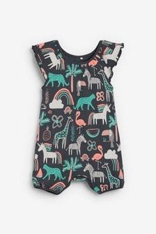 ثوب أطفال شخصية فوسفوري (أقل من شهر - 3 سنوات)