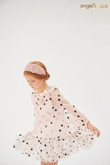 فستان Ballet وردي من Angel's Face