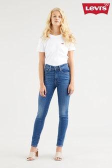 Levi's® 721™ 高腰窄管牛仔褲