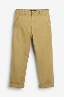 Relaxed Fit Chinos (3-16yrs)