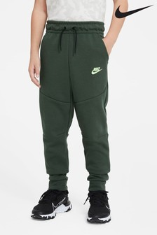 Nike Tech Green Fleece Joggers