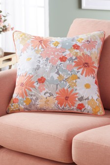 Superbloom Floral Cushion