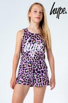 Hype. Leopard Hoody