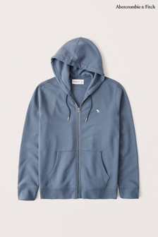 Abercrombie & Fitch Blue Overhead Hoody