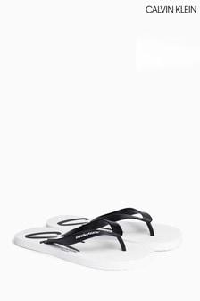 Calvin Klein Wave Flip Flops