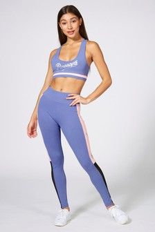 Pineapple Exclusive Pocket Mesh High Waisted Leggings