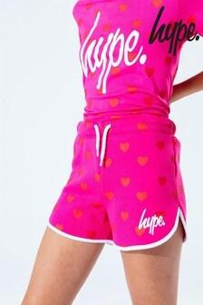 Hype. Heart Running Shorts