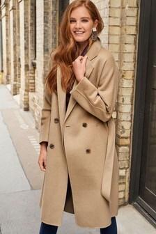 Hand Sewn Coat