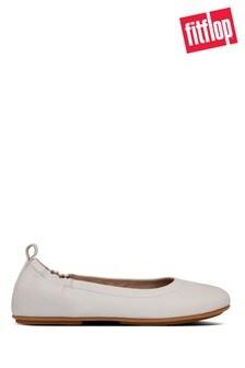 Белые балетки Fitflop™ Allegro