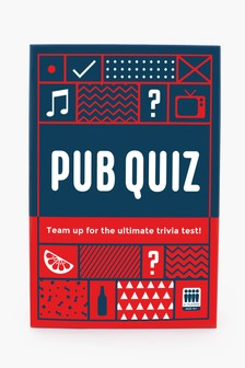 Next Pub Quiz Game