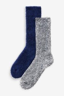 舒適襪子二雙組