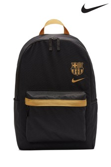Nike Black FC Barcelona Backpack
