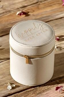 Slogan Jewellery Box