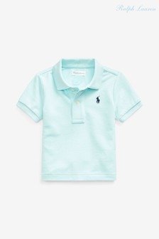 Ralph Lauren - Polo verde acqua