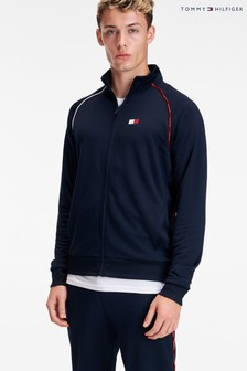 Tommy Hilfiger Blue Piping Track Jacket