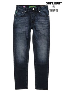 Superdry Dark Wash Jeans