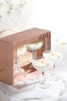 Set of 2 Fizz Candles
