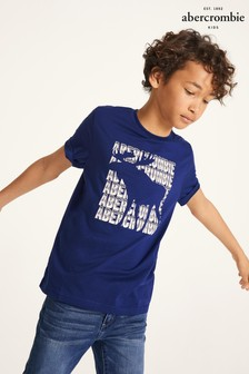 Abercrombie & Fitch Moose Graphic T-Shirt