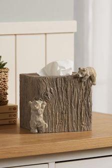 Barnaby The Bear Tissue Box Cover (211612) | $29