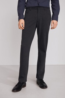 Motionflex Jersey Formal Trousers